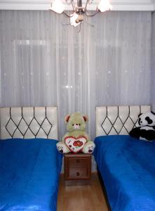 Kaxa apartment on Agmashenebeli 15, Apartmány  Batumi - big - 6