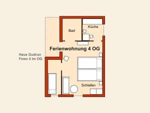 Ferienwohnungen Stranddistel, Apartmány  Zinnowitz - big - 72