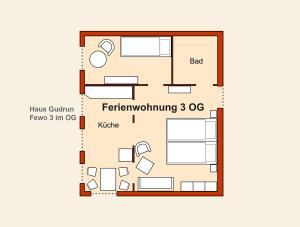 Ferienwohnungen Stranddistel, Apartmány  Zinnowitz - big - 74