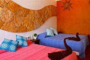 Punta arena Surf, Ferienwohnungen  Puerto Escondido - big - 10