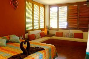 Punta arena Surf, Ferienwohnungen  Puerto Escondido - big - 6