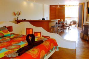 Punta arena Surf, Ferienwohnungen  Puerto Escondido - big - 39