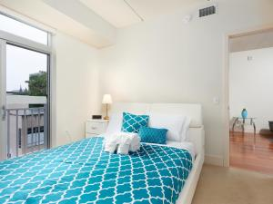 Standard Two-Bedroom, One Bathroom Apartment