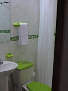 Apartahotel La Gran Familia, Apartmanhotelek  Villa de Leyva - big - 9