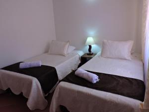 Apartahotel La Gran Familia, Apartmanhotelek  Villa de Leyva - big - 8
