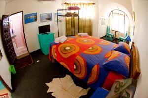 Hostal Los Aventureros, Хостелы  Санта-Крус-де-ла-Сьерра - big - 7