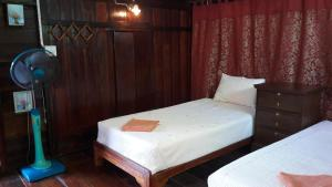 Standard-dobbeltværelse - Loftvifte