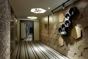 RF Hotel - Zhongxiao, Szállodák  Tajpej - big - 26
