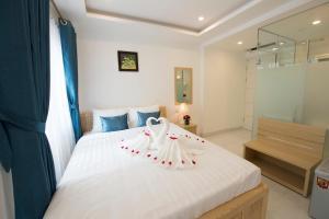 Ha Noi Holiday Center Hotel, Hotely  Hanoj - big - 48