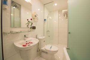 Ha Noi Holiday Center Hotel, Hotely  Hanoj - big - 50