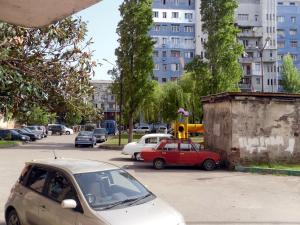 Kaxa apartment on Agmashenebeli 15, Apartmány  Batumi - big - 3