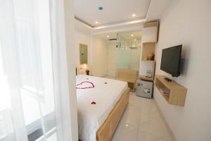 Ha Noi Holiday Center Hotel, Hotely  Hanoj - big - 35