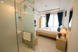 Ha Noi Holiday Center Hotel, Hotels  Hanoi - big - 11