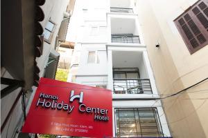 Ha Noi Holiday Center Hotel, Hotely  Hanoj - big - 30