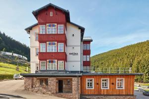 Snezka Residence, Apartmány  Pec pod Sněžkou - big - 51