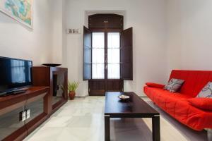 Casa C4R Alegría de Cádiz, Appartamenti  Cadice - big - 1