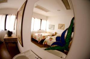 Hostal Los Aventureros, Хостелы  Санта-Крус-де-ла-Сьерра - big - 19