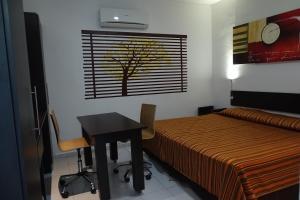 Aparthotel Siete 32, Apartmánové hotely  Mérida - big - 11