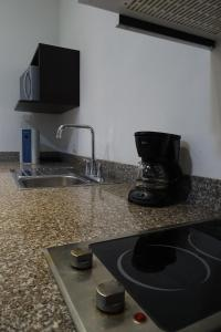 Aparthotel Siete 32, Apartmánové hotely  Mérida - big - 13