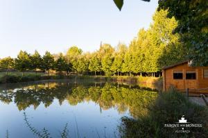Parque dos Monges, Zelt-Lodges  Alcobaça - big - 12
