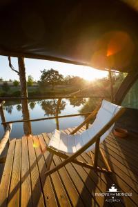 Parque dos Monges, Luxury tents  Alcobaça - big - 20