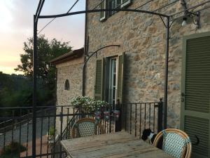 Alle Vignole, Bed and Breakfasts  Coreglia Antelminelli - big - 42
