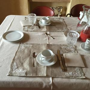 Alle Vignole, Bed and Breakfasts  Coreglia Antelminelli - big - 53
