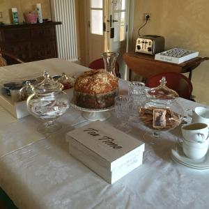 Alle Vignole, Bed and Breakfasts  Coreglia Antelminelli - big - 52