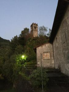 Alle Vignole, Bed and Breakfasts  Coreglia Antelminelli - big - 46