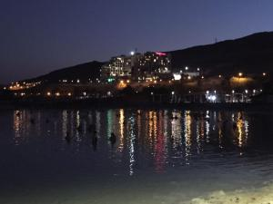 Rose Dead Sea Neve Zohar, Penzióny  Neve Zohar - big - 85