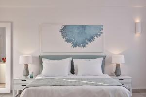Aqua Blue Hotel (Perissa)
