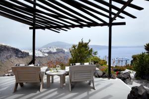 Honeymoon Petra Villas(Imerovigli)