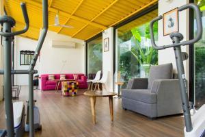 Apartment Santa Terra, Ferienwohnungen  Candolim - big - 30