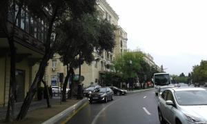 Отели рядом с Девичьей башней в Баку