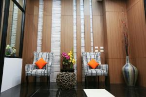 Aerin Orchid, Hotels  Nakhon Si Thammarat - big - 12