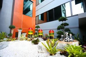 Aerin Orchid, Hotels  Nakhon Si Thammarat - big - 11