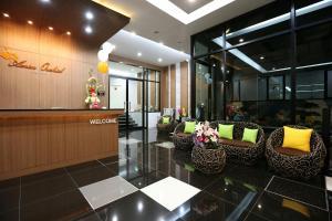 Aerin Orchid, Отели  Накхонситхаммарат - big - 14