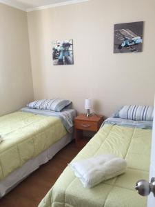 Aguss Departamentos, Apartmány  Antofagasta - big - 15