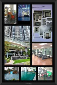 Sky Residences by AF Venture, Apartments  Johor Bahru - big - 23