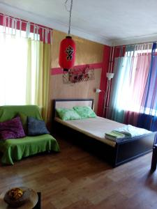 Apartment Peterburgskaya 49, Apartmány  Kazaň - big - 27