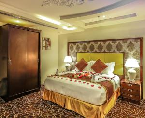 Rest Night Hotel Apartment, Aparthotels  Riyadh - big - 18