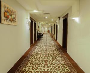 Rest Night Hotel Apartment, Apartmanhotelek  Rijád - big - 126