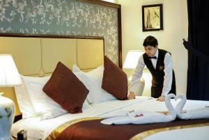 Rest Night Hotel Apartment, Residence  Riyad - big - 31