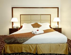 Rest Night Hotel Apartment, Residence  Riyad - big - 35