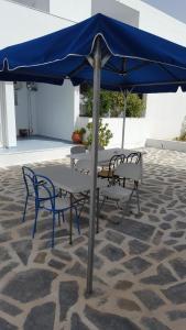 Mediterraneo Apartments, Apartmanhotelek  Arhángelosz - big - 32