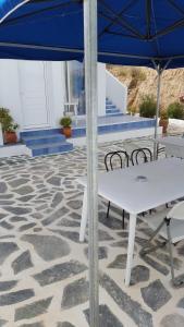 Mediterraneo Apartments, Apartmanhotelek  Arhángelosz - big - 33