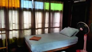 Standard-3-personersværelse med ventilator