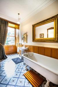 Moffat Mansion, Ferienhöfe  Beattock - big - 4