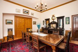 Moffat Mansion, Ferienhöfe  Beattock - big - 17
