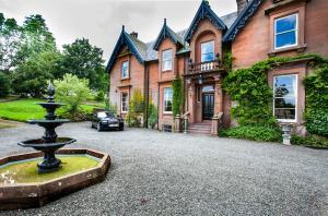 Moffat Mansion, Ferienhöfe  Beattock - big - 13